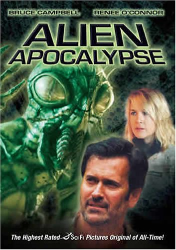 Cover art for  Alien Apocalypse