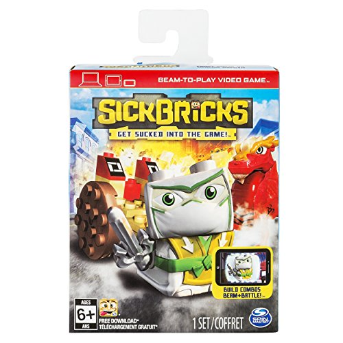 Sick Bricks, Big Sick Character Pack Forest Ninja vs Dragon Breath