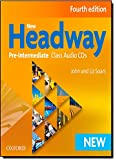 New Headway: Pre-Intermediate: Class Audio CDs
