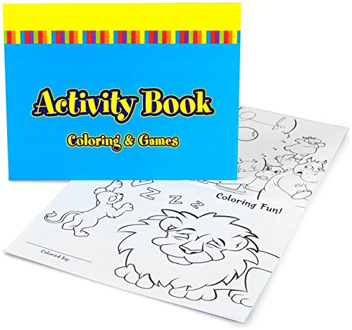 Activity Books - Primary