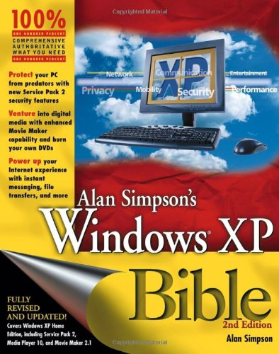 Alan Simpson's Windows XP Bible