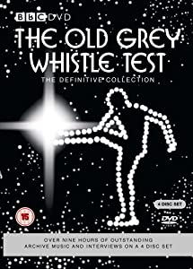 Old Grey Whistle Test - Volumes 1-3 Box Set [DVD] [1977]