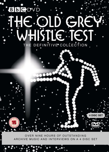 Old Grey Whistle Test - Volumes 1-3 Box Set [DVD]