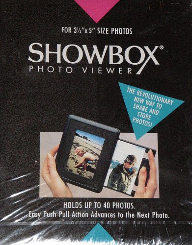 Review Showbox Photo Viewer