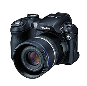 Fujifilm Finepix S5100 4MP Digital Camera with 10x Optical Zoom