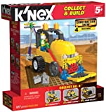 Tomy K'nex Construction Series Back Hoe Construction Toy