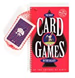 The Klutz Book of Card Games: For Sharks and Others (0932592694) by John Cassidy and Klutz, Inc.