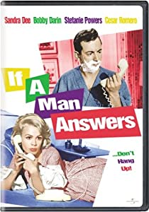 "Cover of ""If a Man Answers"""