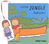 Little Jungle Explorers (Little Explorers) (1846430364) by Anthony Lewis