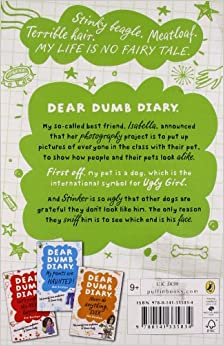 dear dumb diary am i the princess and the frog book report Dear dumb diary: am i the princess or the dear dumb diary #3: am i the princess or the frog - blog - information for publishers - report an issue - help.