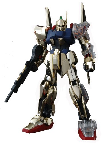 Gundam MSN-00100 Hyaku-Shiki with Extra Clear Body parts MG 1/100 Scale