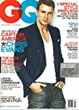 GQ magazine~ July 2011 ~ Chris Evans *Captain America*