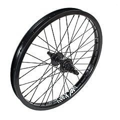 Buy MacNeil DUB Primary Rear BMX Wheel - 20 x 1.75, 36H, Doublewall, Black Black Steel by MacNeil