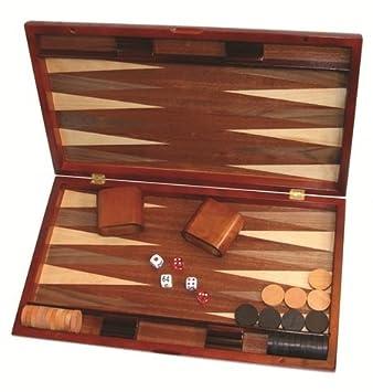 La Boissellerie - Backgammon Traditionnel, Jeu De Société En Bois
