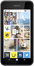 Nokia Lumia 530 Smartphone 3G (Ecran: 4 pouces - 4 Go - Windows Phone 8 - Double SIM) Gris