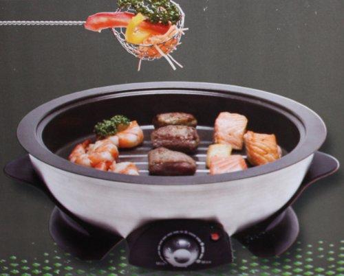cheminee fondue chinoise lectrique shabu shabu une marmite mongole multifonctions sale. Black Bedroom Furniture Sets. Home Design Ideas