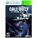 ACTIVISION BLIZZARD INC Call of Duty: Ghosts First Person Shooter - DVD-ROM - Xbox 360 / 84681 /