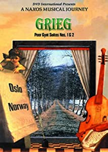 Grieg, Edward - Peer Gynt Suite Nr. 1+2 (NTSC)