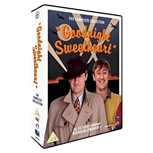 Goodnight Sweetheart: The Complete Collection (Region 2) (11 Disc Box Set) NEW PLASTIC CASE VERSION 2011