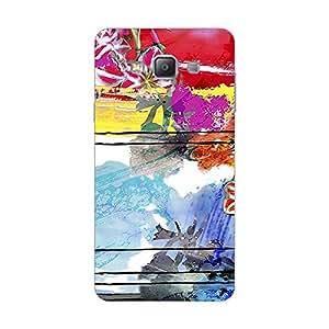 Garmor Designer Silicone Back Cover For Samsung Galaxy J5 Prime