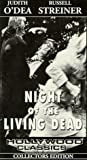 Night of Living Dead [VHS]