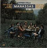 STEPHEN STILLS & MANASSAS down the road LP