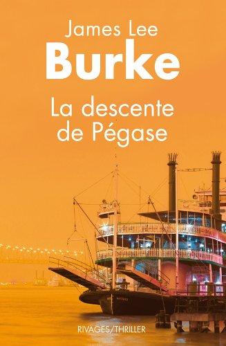 la descente de Pégase  Burke, James Lee, grand format
