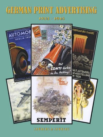 German Print Advertising, 1933-1945