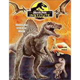 Jurassic Park Institute(TM) Dinosaur Sticker Bookby Alice Alfonsi