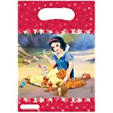 Disney Princess Snow White Loot Bags Pack of 6