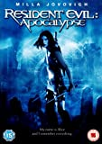 echange, troc Resident Evil: Apocalypse [Import anglais]