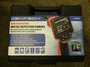 Cen-Tech High Resolution Digital Inspection Camera
