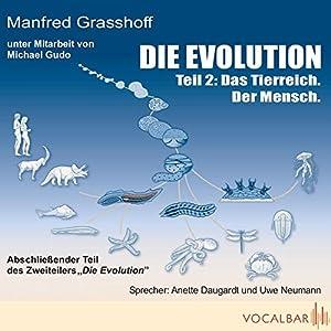 Hörbuch CD: Die Evolution, Teil 2: Das Tierreich / Der Mensch