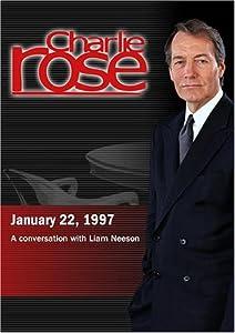 Charlie Rose with Liam Neeson (January 22, 1997)