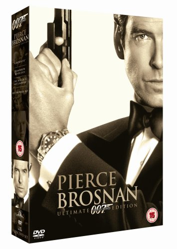 James Bond: Ultimate Pierce Brosnan [DVD] [1995]
