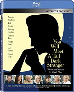 You Will Meet a Tall Dark Stranger [Blu-ray]