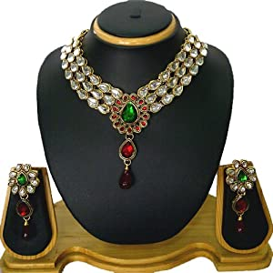 vendee Fashion -Beautiful kundan necklace sets