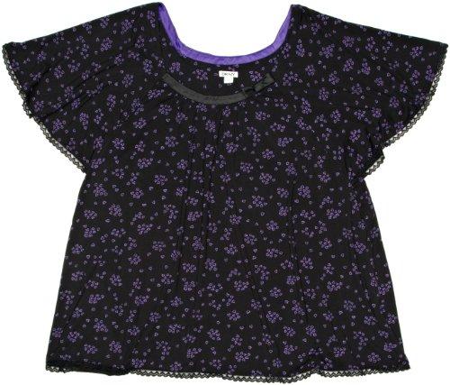 DKNY Women's Short Sleeve Lounge Top