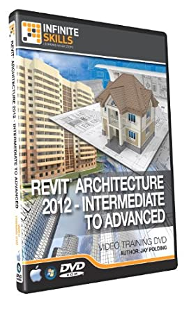Learning Advanced Revit Architecture 2012 - Training DVD - Tutorial Videos