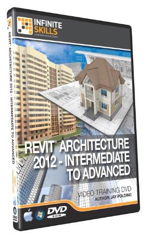 Infinite Skills Advanced  Revit Architecture 2012 Training DVD (PC/Mac)