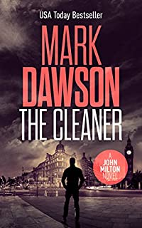 The Cleaner - John Milton #1 by Mark Dawson ebook deal