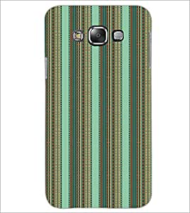 PrintDhaba Pattern D-5218 Back Case Cover for SAMSUNG GALAXY A8 (Multi-Coloured)