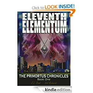 Book One of The Primortus Chronicles