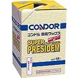 山崎産業 清掃用品 コンドル 樹脂ワックス(スーパープレジデム)