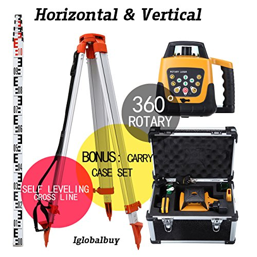 iglobalbuy-green-beam-self-leveling-rotary-rotary-remote-control-laser-measuring-163-aluminum-tripod