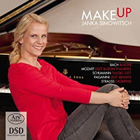 28 Variations on a Theme by Paganini, Op. 35: Book 1: Variation 9
