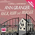 Rack, Ruin and Murder (       UNABRIDGED) by Ann Granger Narrated by Judith Boyd