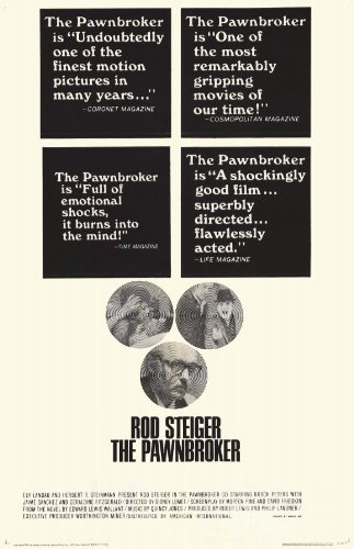 The Pawnbroker - Movie Poster - 11 x 17