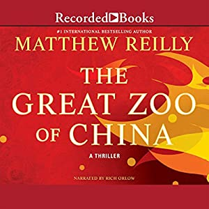 The Great Zoo of China Audiobook