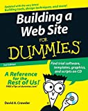 Building a Web Site For Dummies (0470149280) by Crowder, David A.